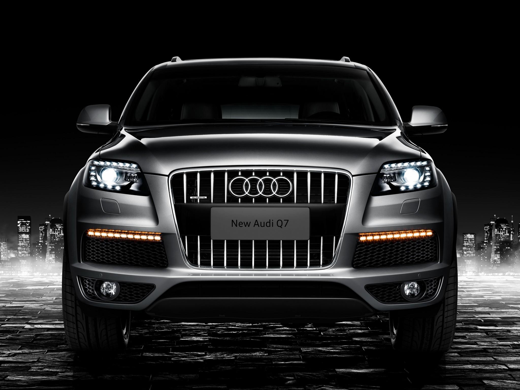 Audi Q7 Images Hd The Audi Car
