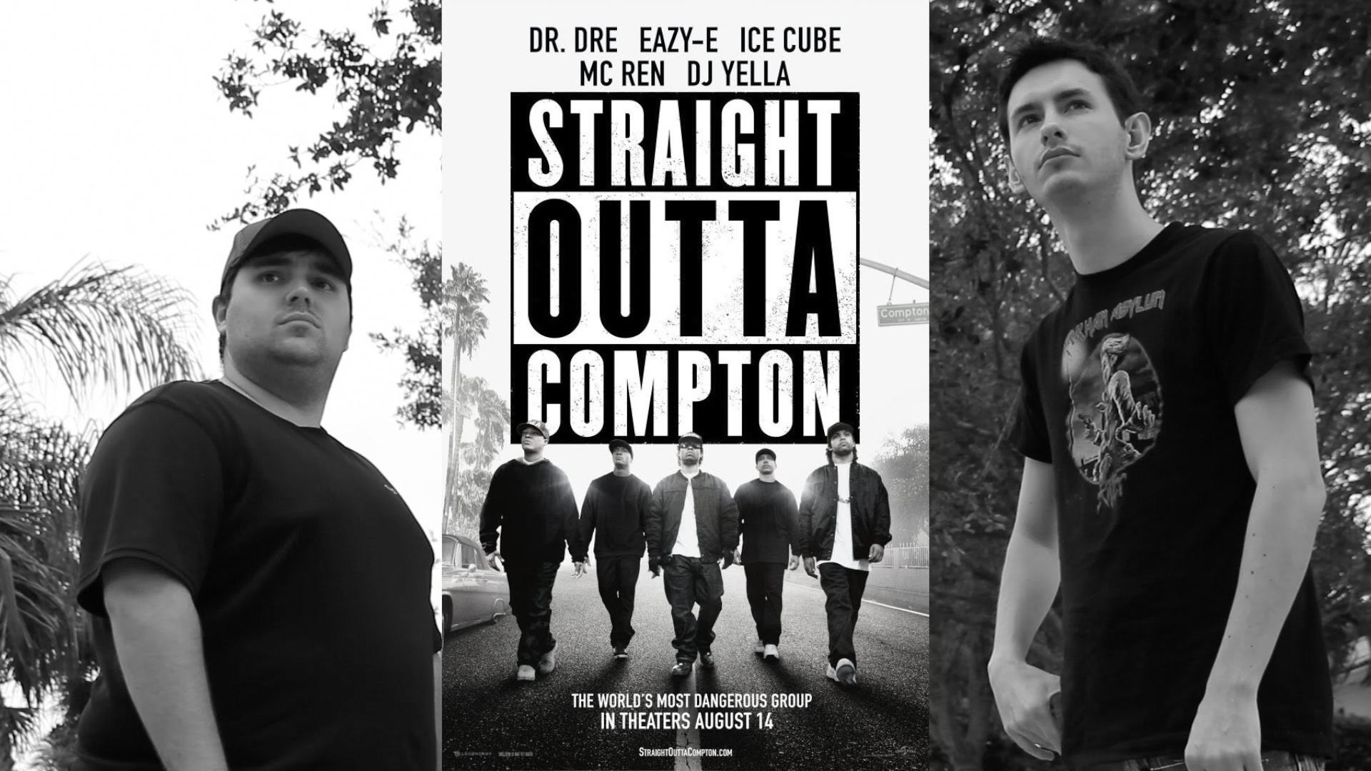 Straight Outta Compton Wallpapers Wallpapertag