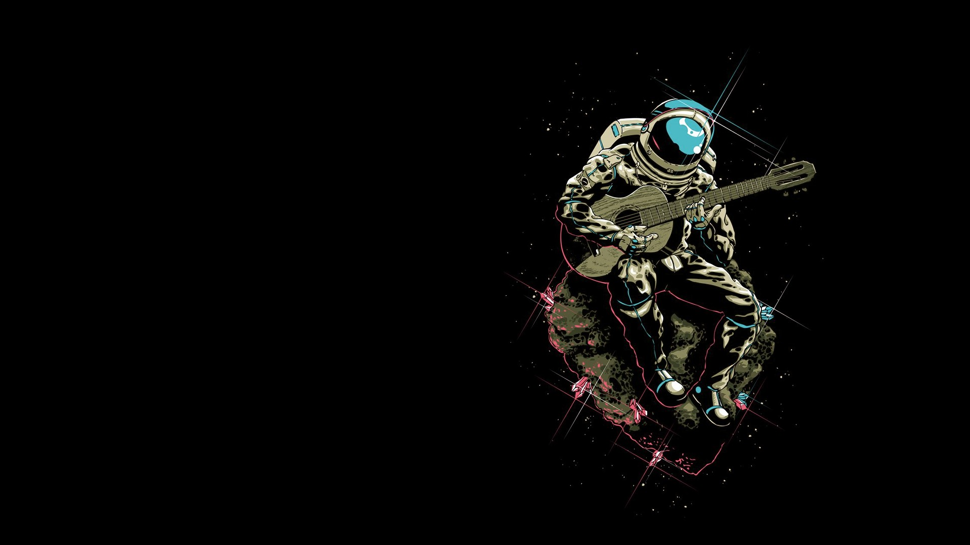 космос трава космонавт space grass astronaut  № 3317127  скачать