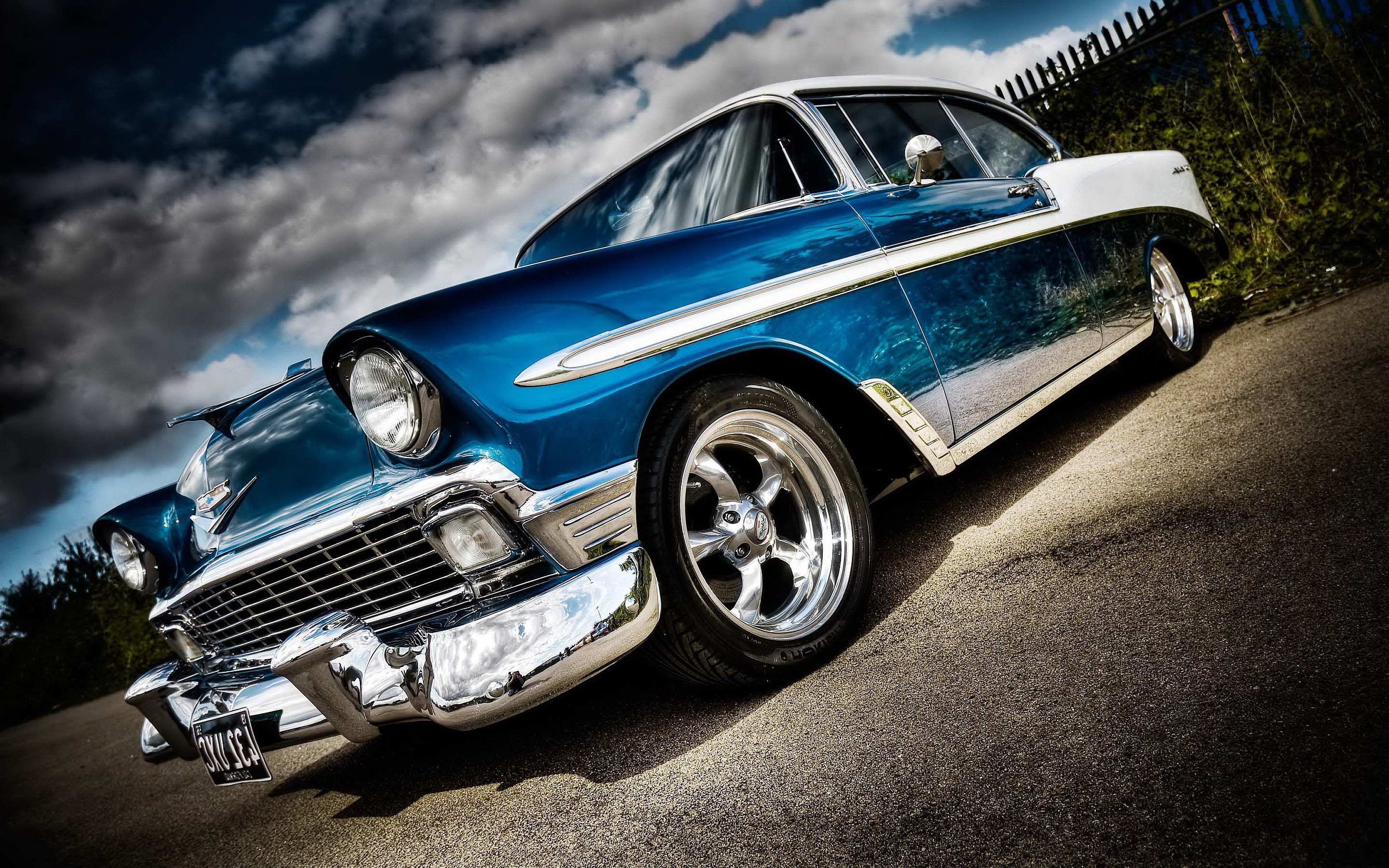 Old Muscle Cars HD Wallpapers ·① WallpaperTag