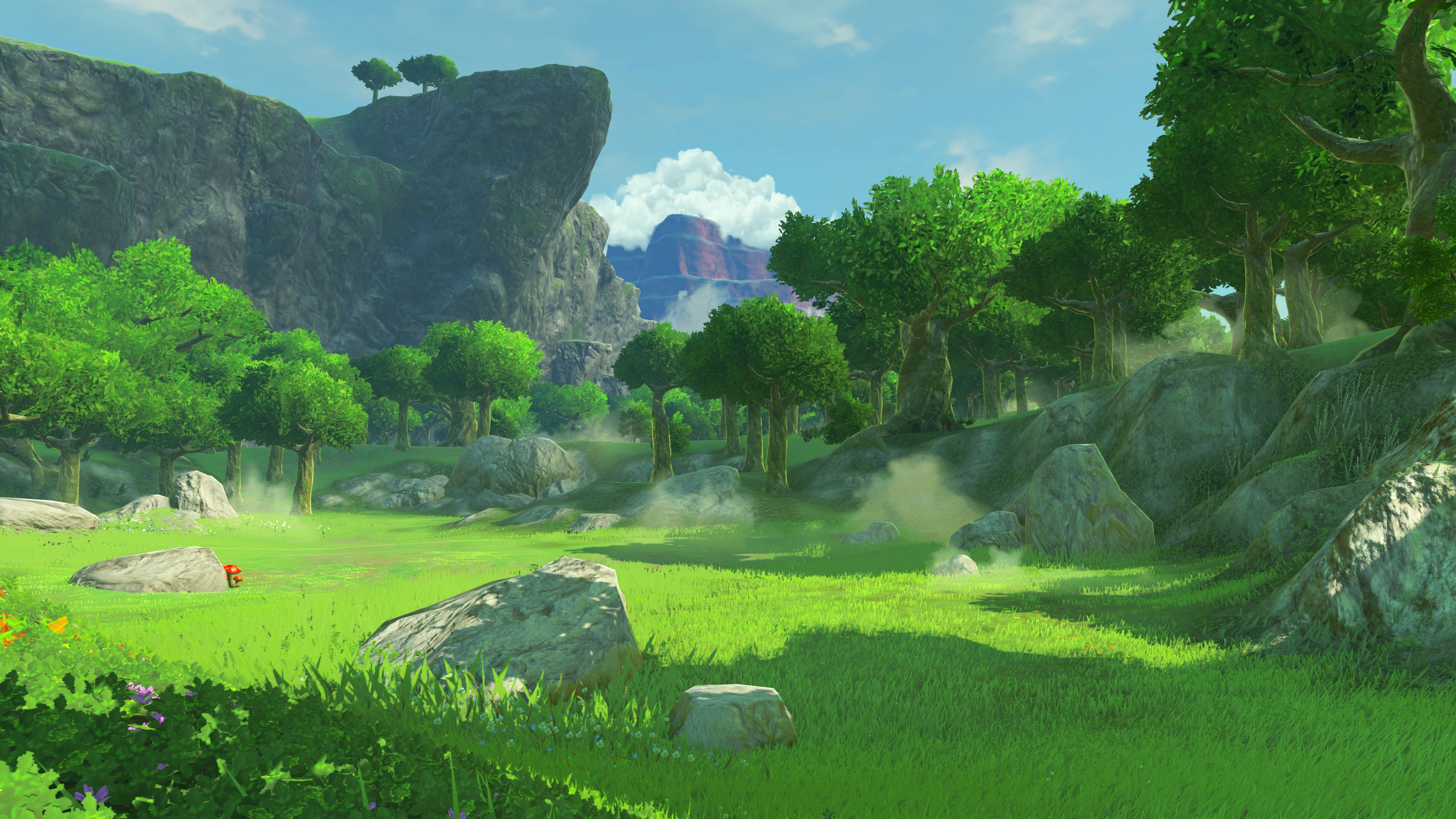 Breath of the Wild background ·① Download free High ...
