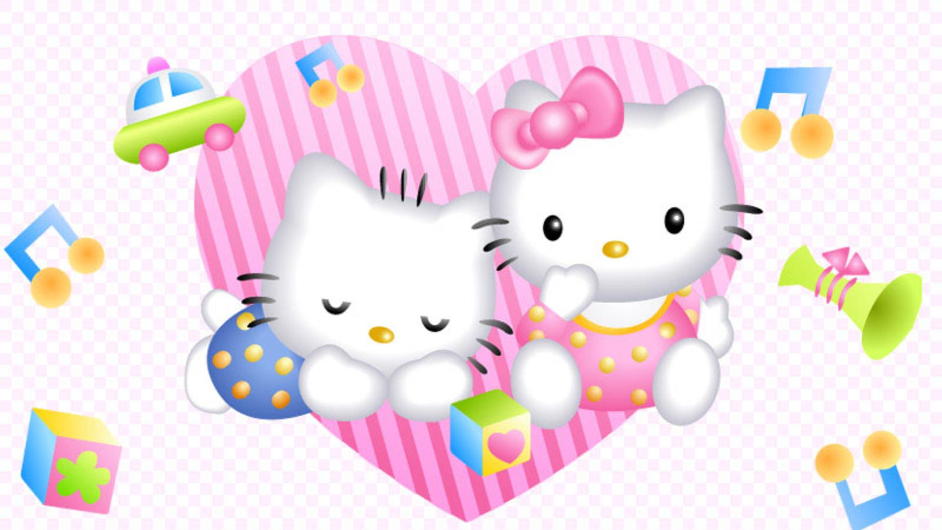 Hello Kitty Computer Background Wallpapertag