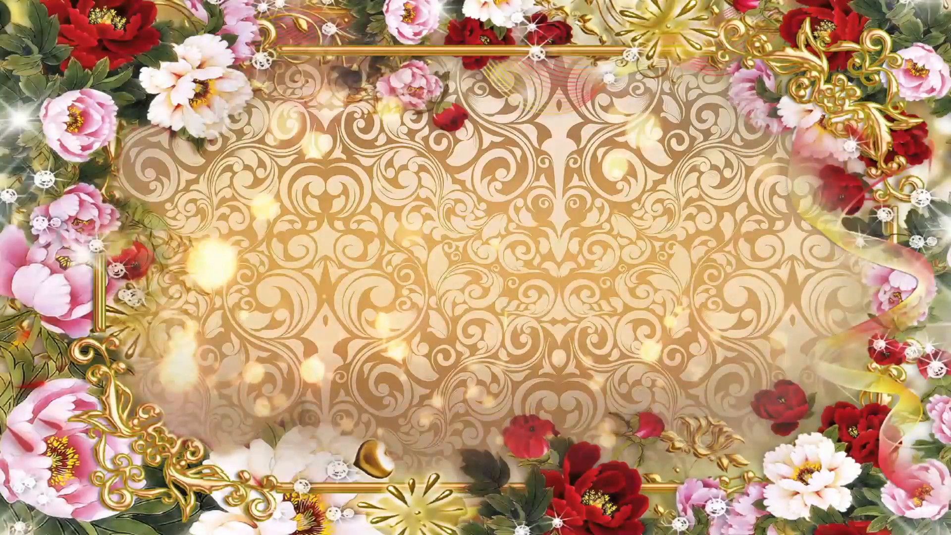 Wedding Background Pictures ①