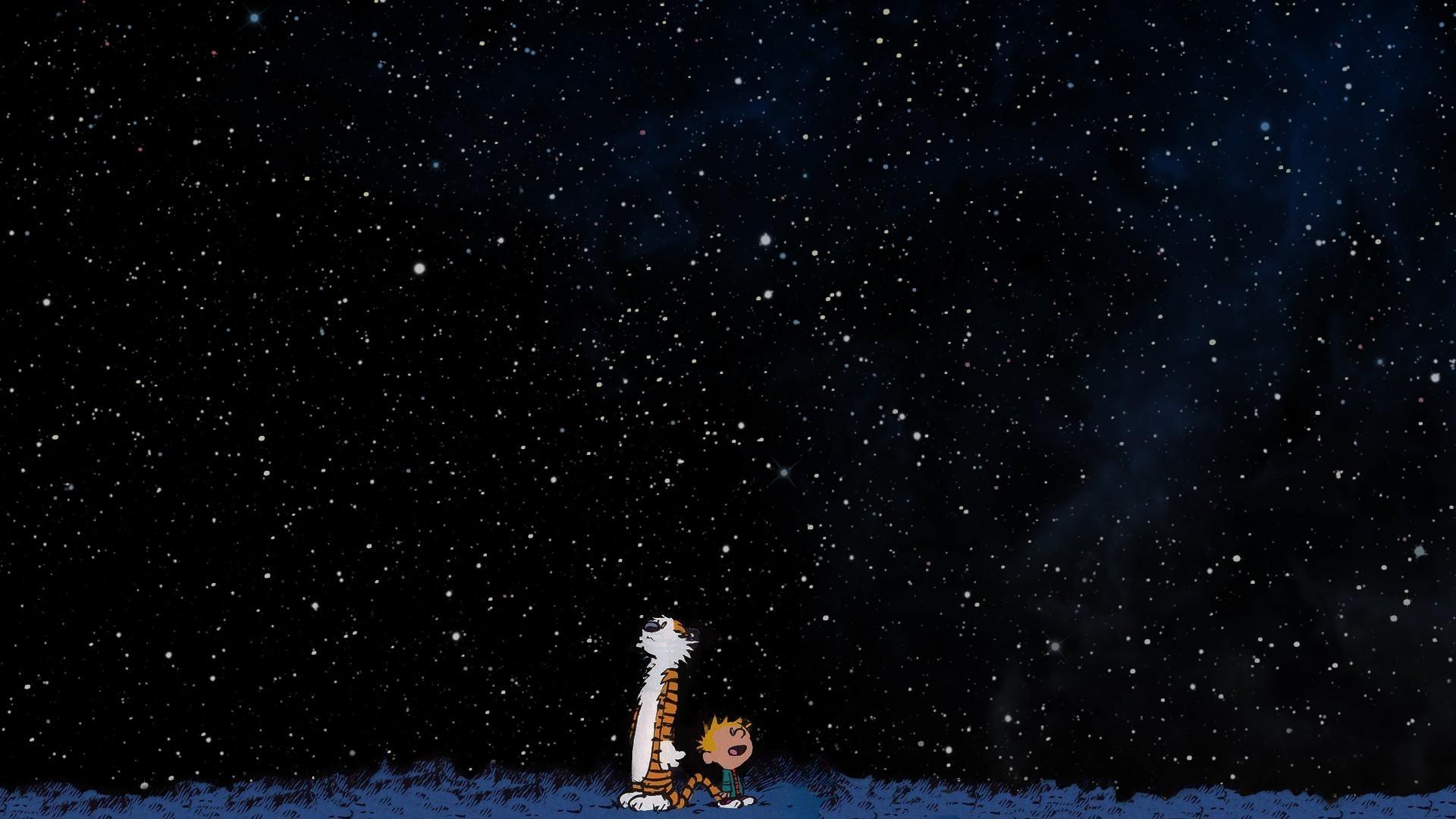 Calvin And Hobbes Desktop Wallpaper Wallpapertag
