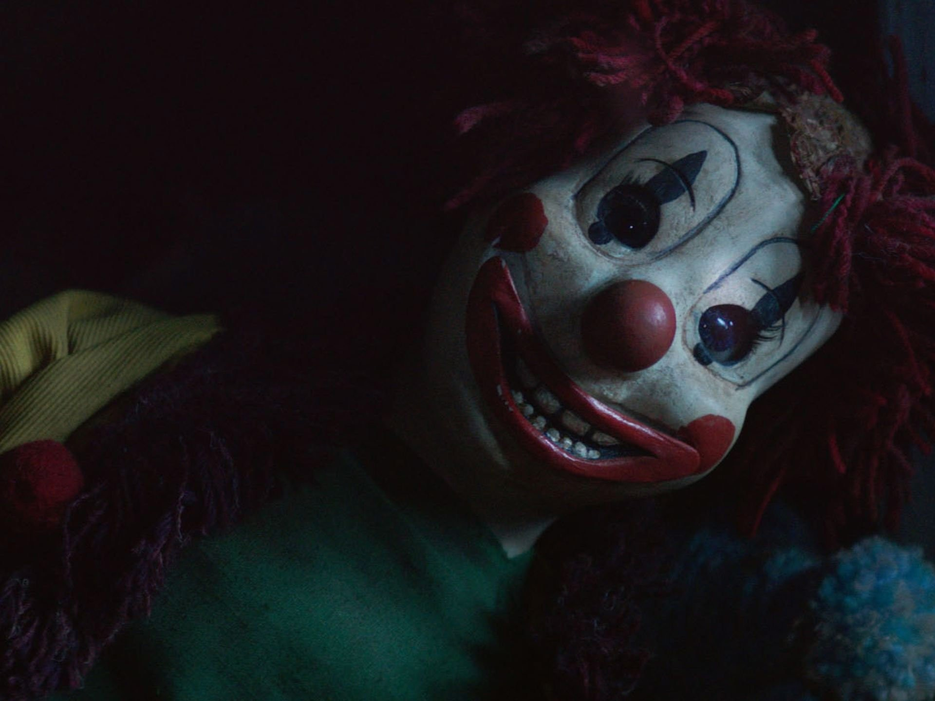 Creepy Clown Wallpaper 1