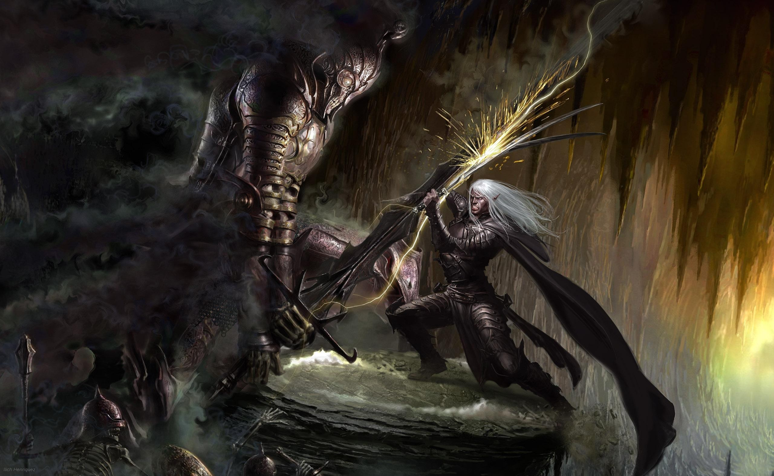 Drizzt Wallpapers ① Wallpapertag