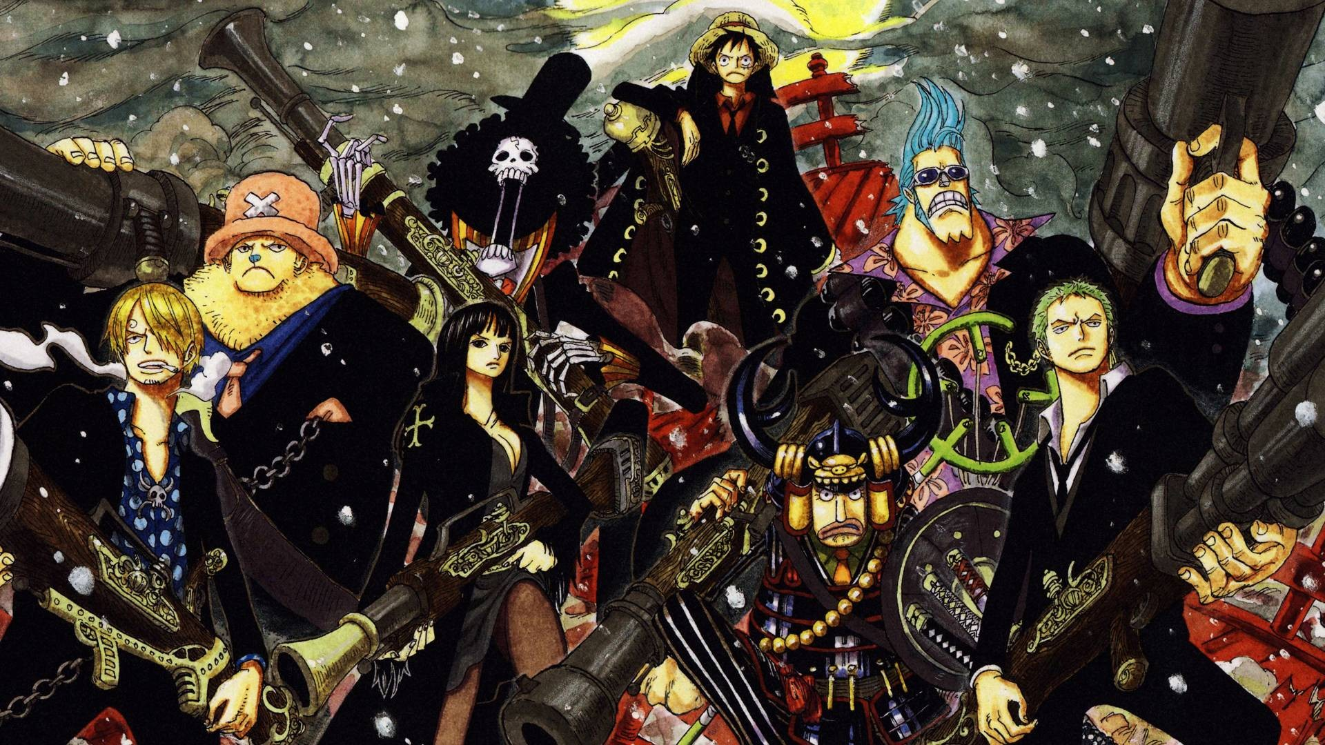 81 One Piece Wallpapers Download Free Beautiful Full Hd