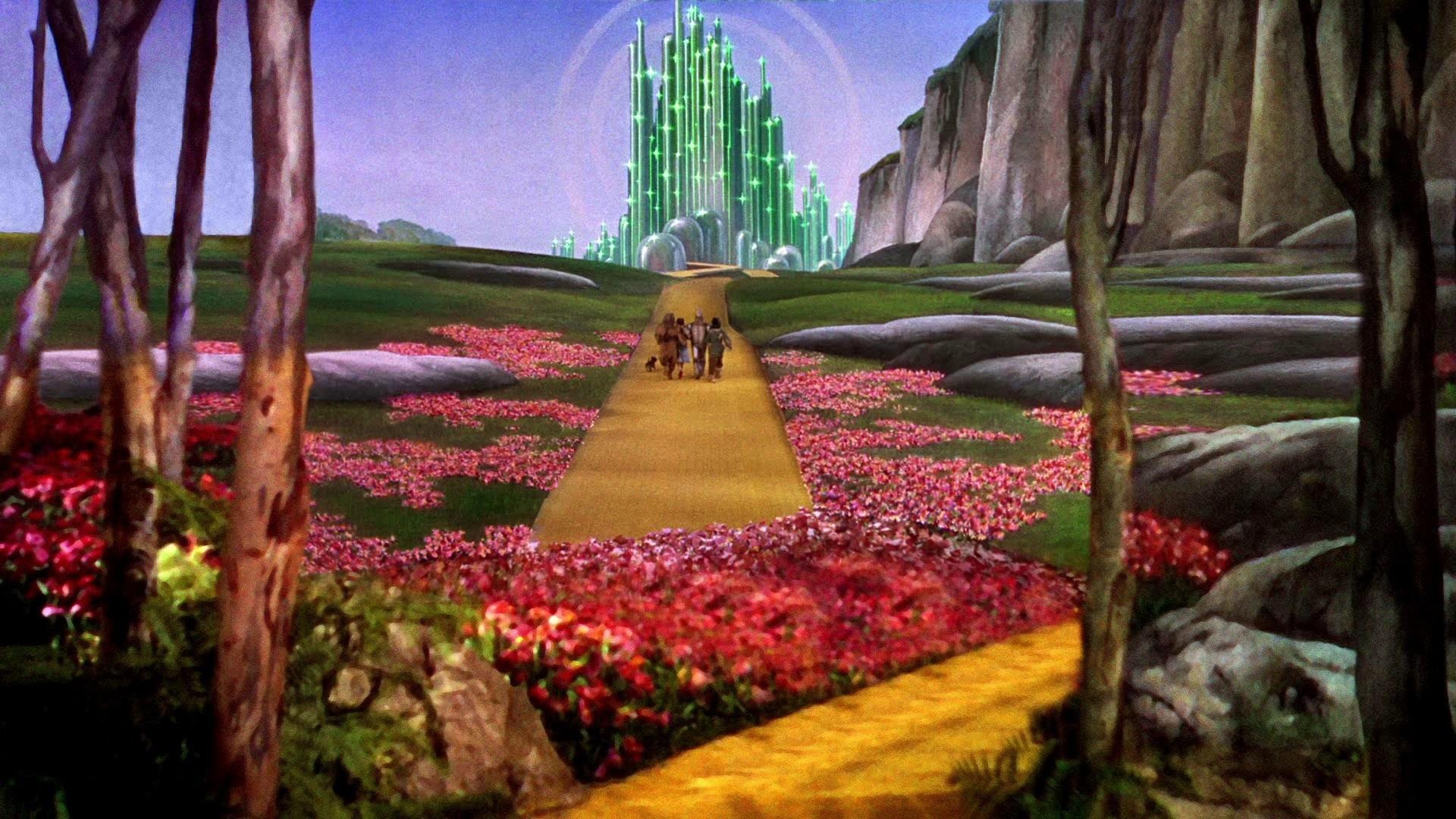 Wizard Of Oz Wallpaper Wallpapertag