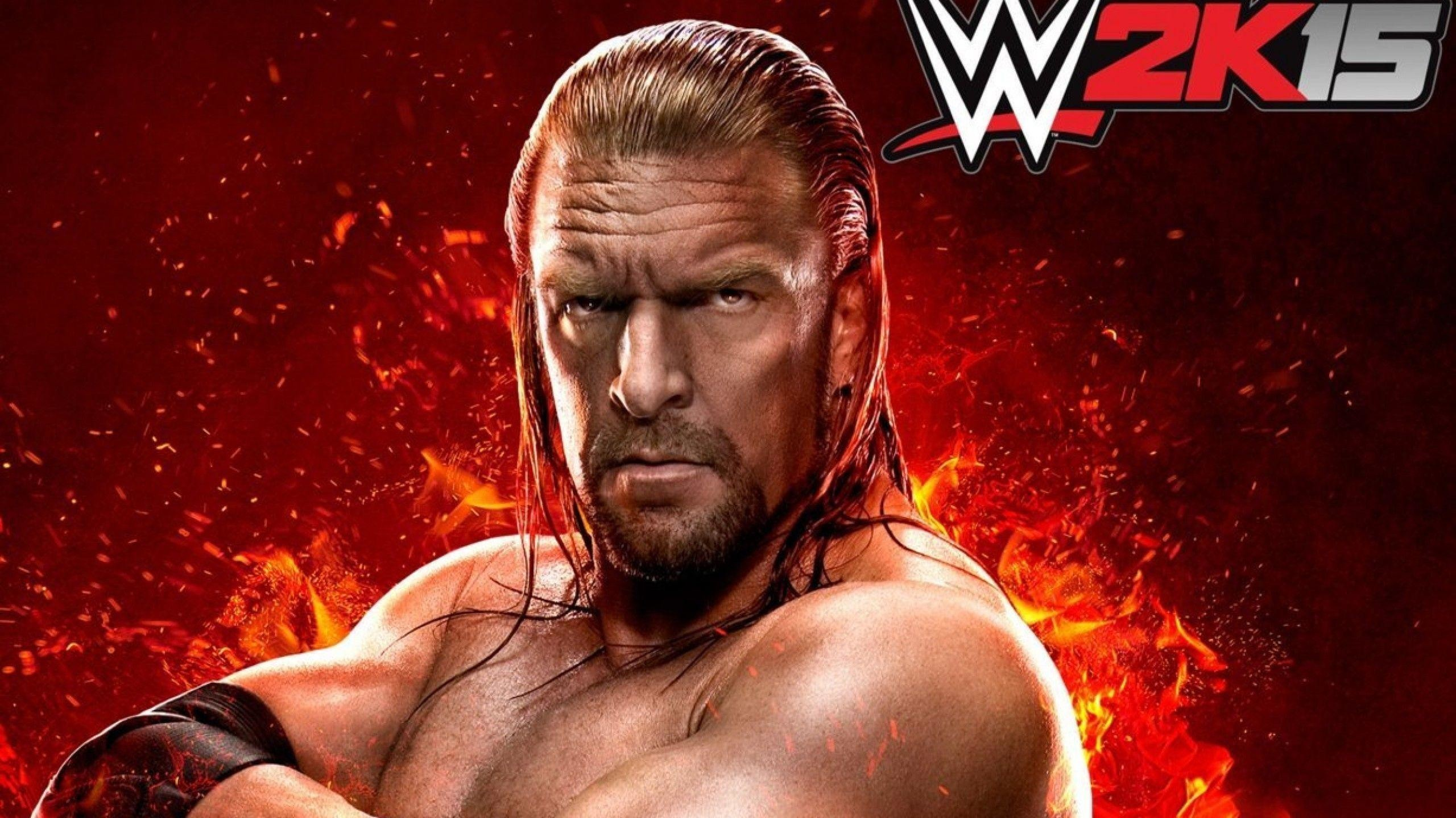 2560x1440 Triple H Wallpapers 2015