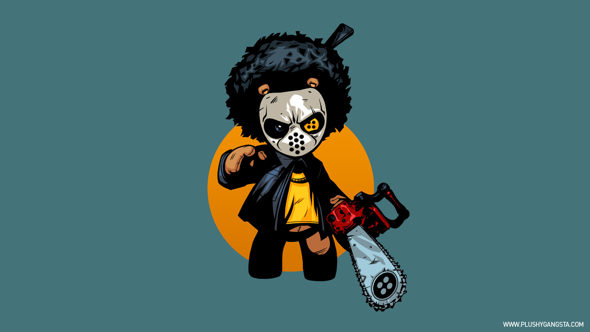Cool cartoon gangster wallpapers wallpapertag - Hood cartoon wallpaper ...