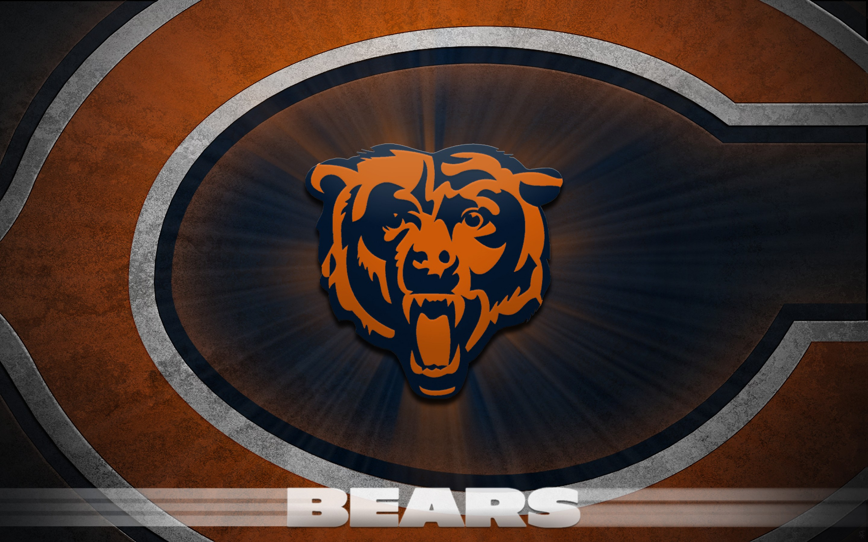 chicago bears - HD 2880×1800