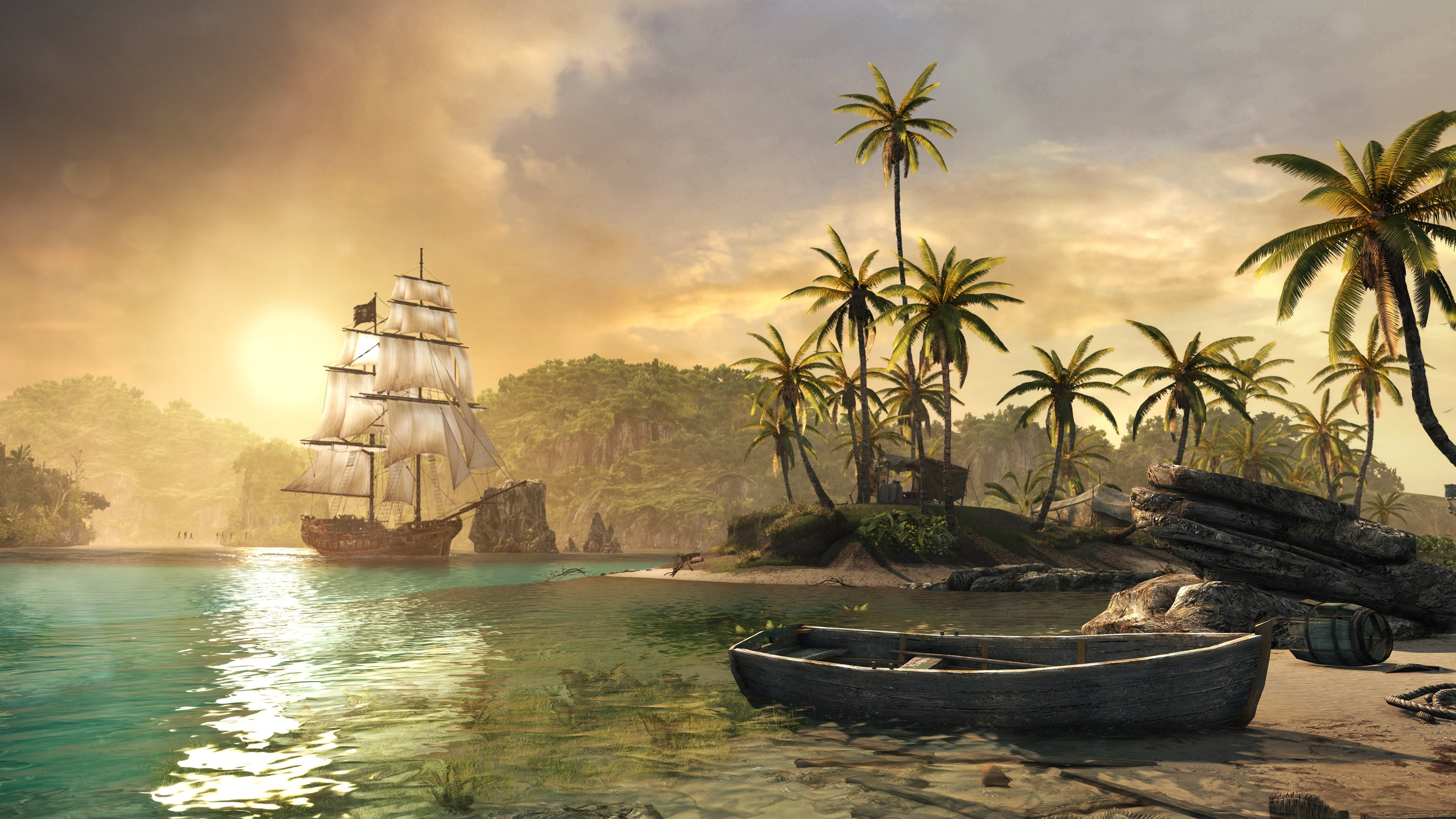 Pirate background ·① Download free HD backgrounds for ...