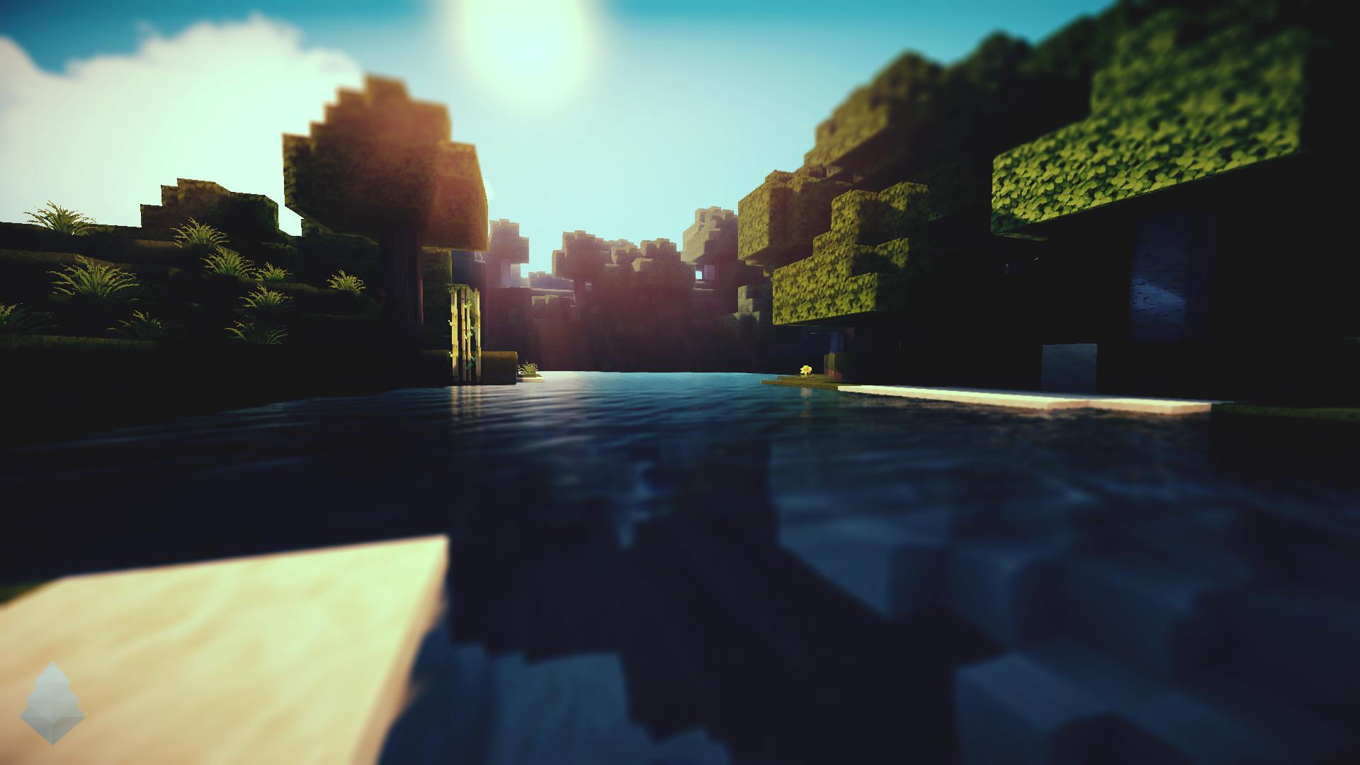 Cool Minecraft Background 1