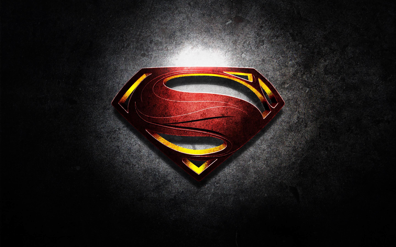 New Superman Logo Wallpaper 183 ①