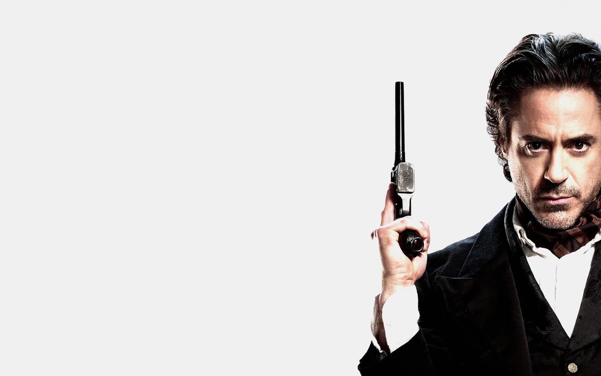 Robert Downey Jr Sherlock Holmes Wallpaper