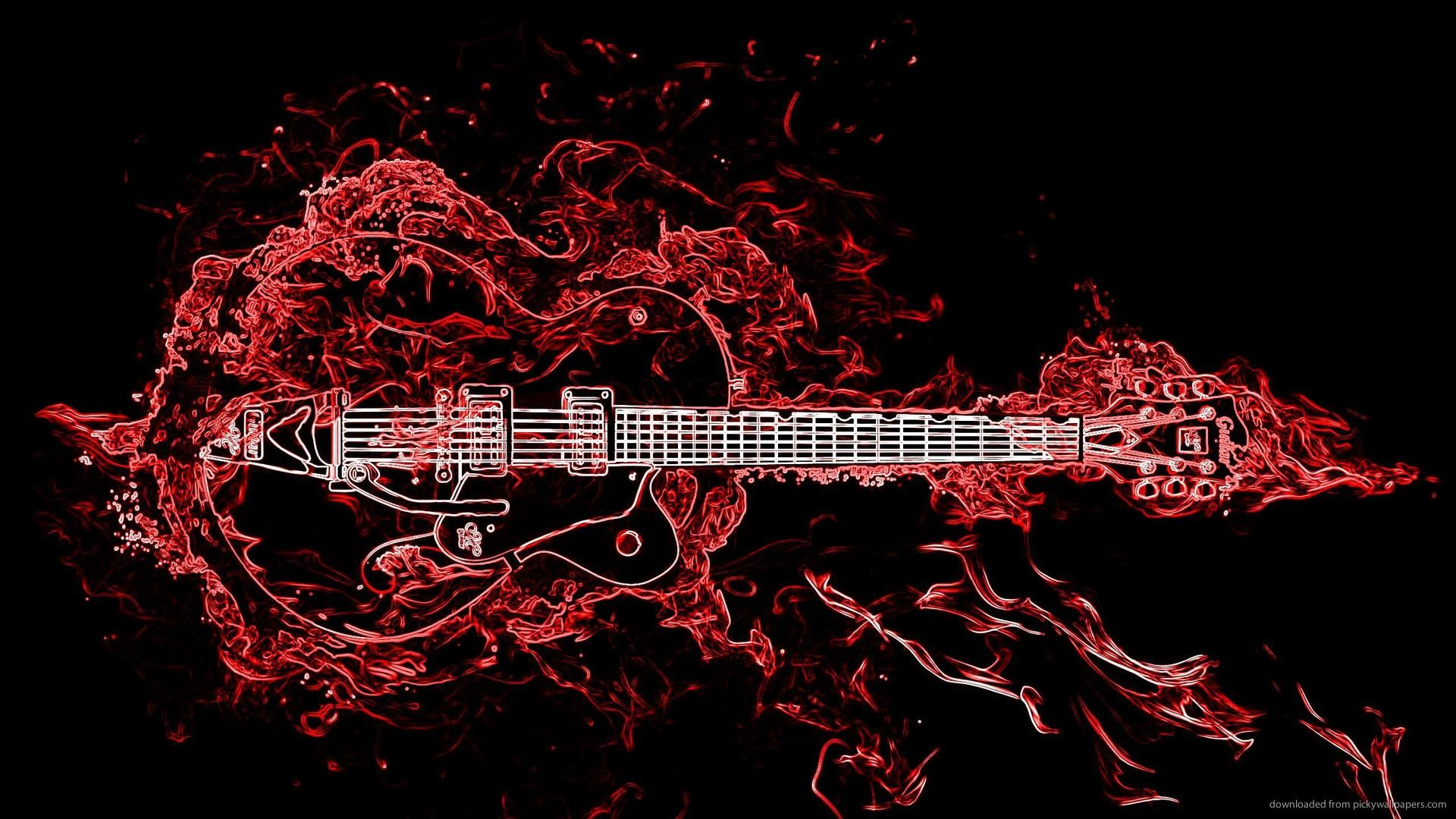 Cool guitar backgrounds wallpapertag - Cool guitar wallpaper ...