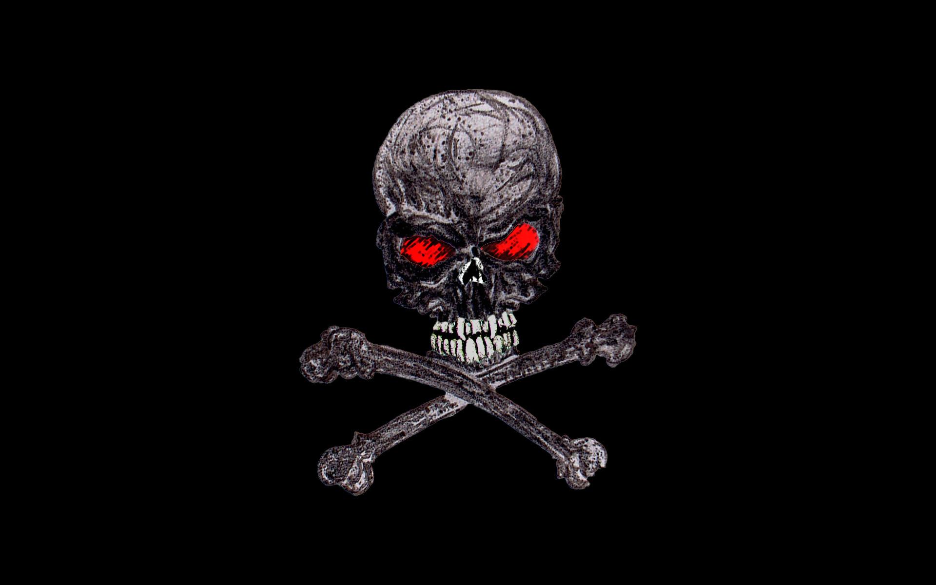 3D Skull Wallpaper ·① WallpaperTag