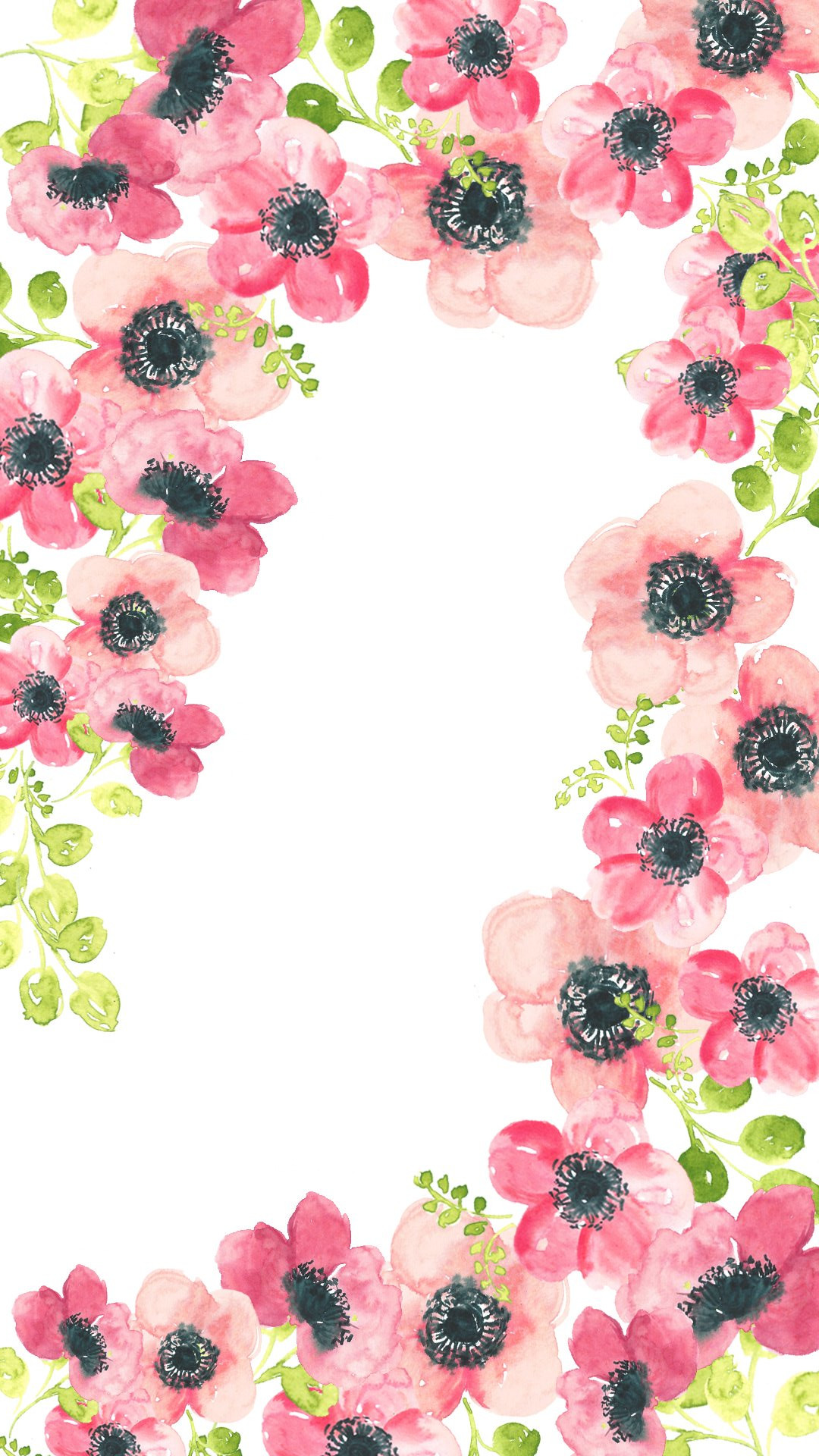 Pretty floral backgrounds wallpapertag - Floral background ...