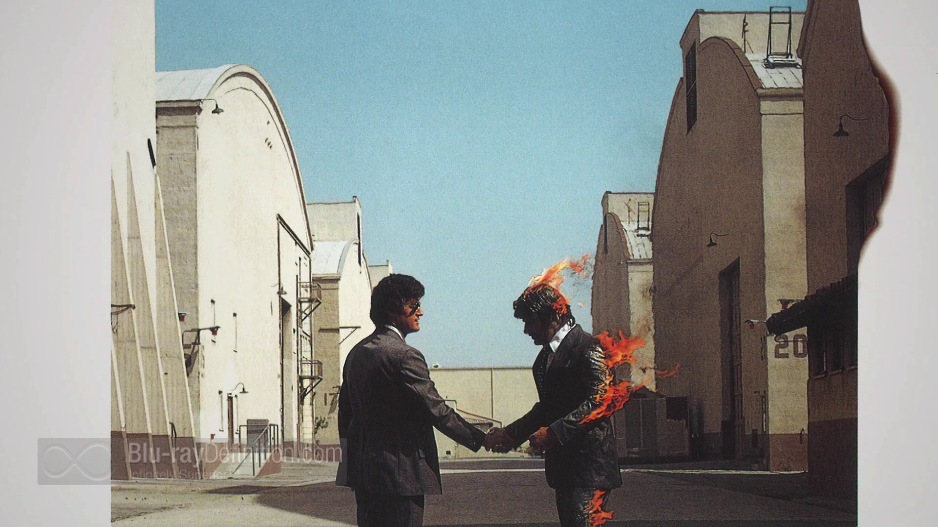 1920x1080 Pink Floyd Wish You Were Here Roger WatersDavid GilmourNick Download