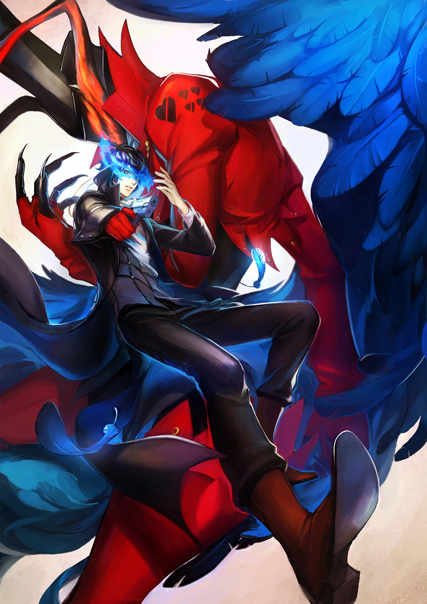 Persona 5 wallpaper ·① Download free full HD backgrounds ...