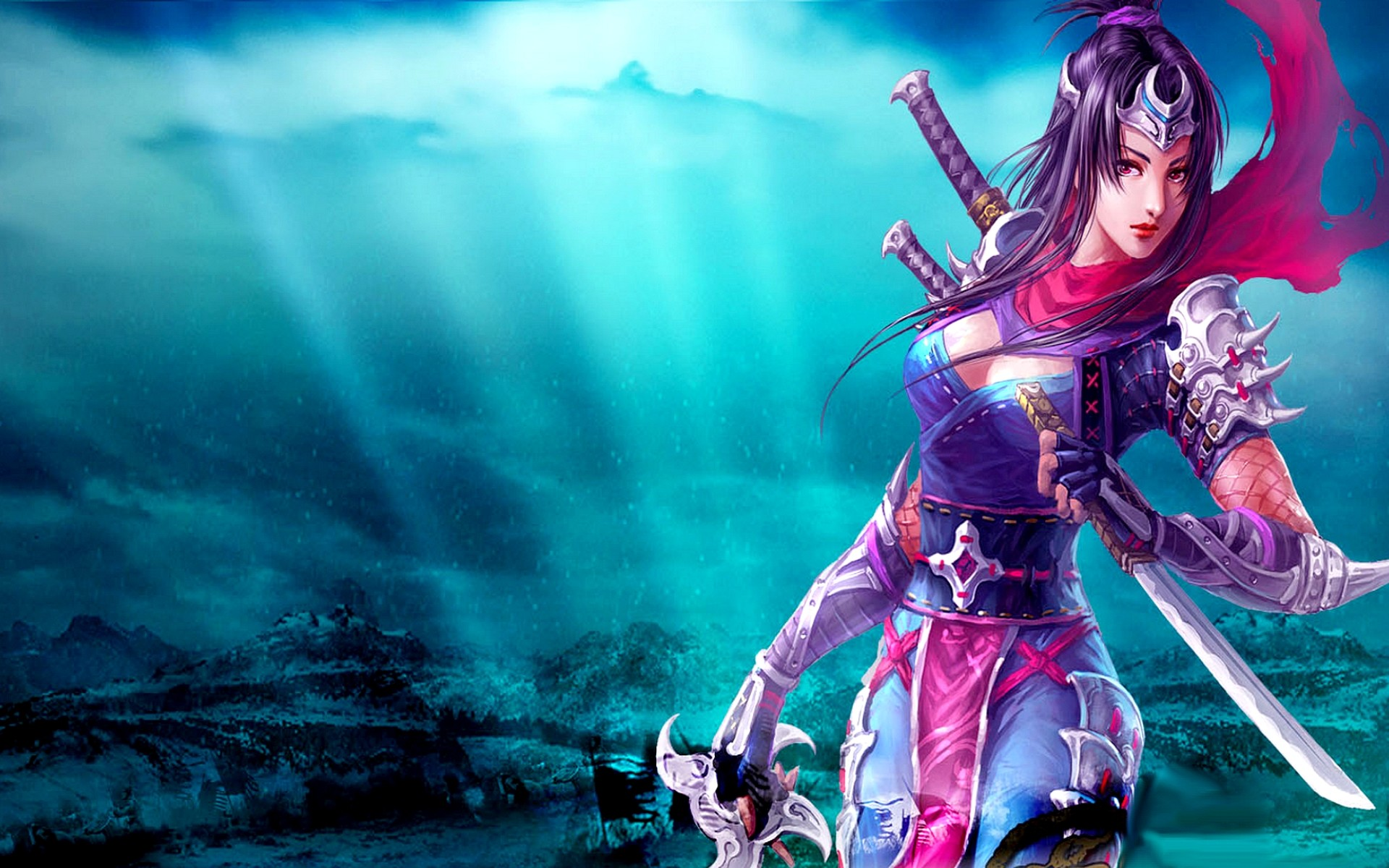 Dynasty Warriors 8 Wallpaper HD ·①