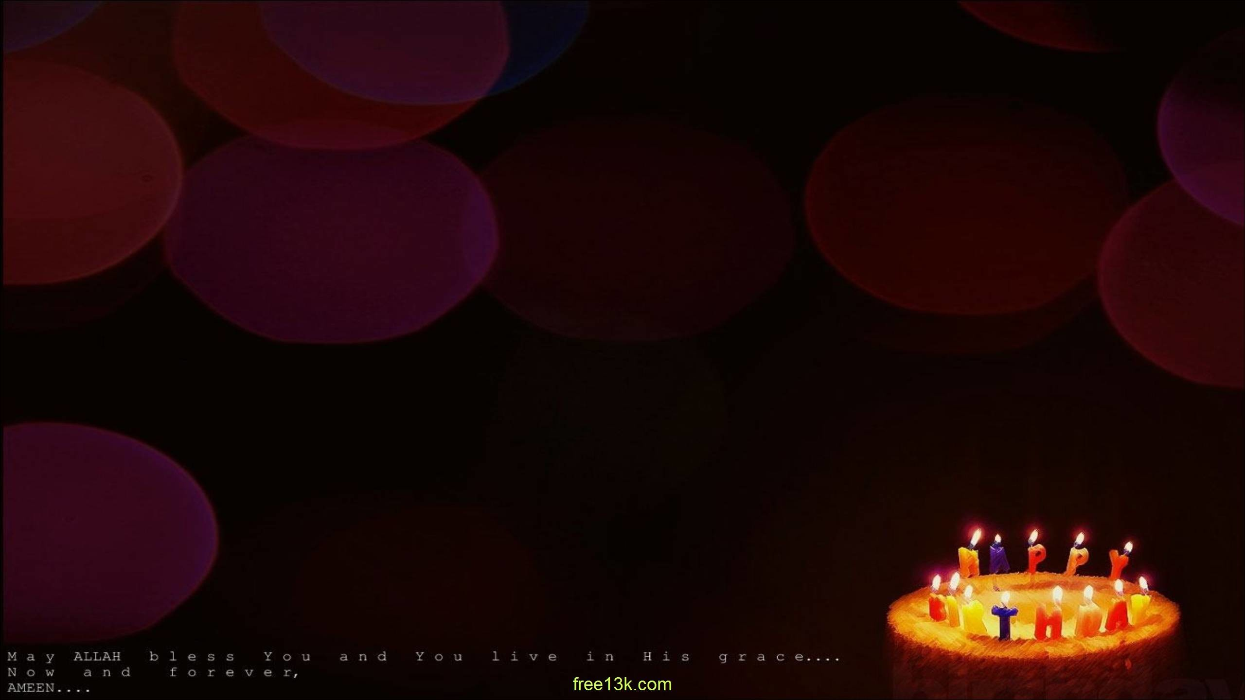 Birthday Background Images ·①