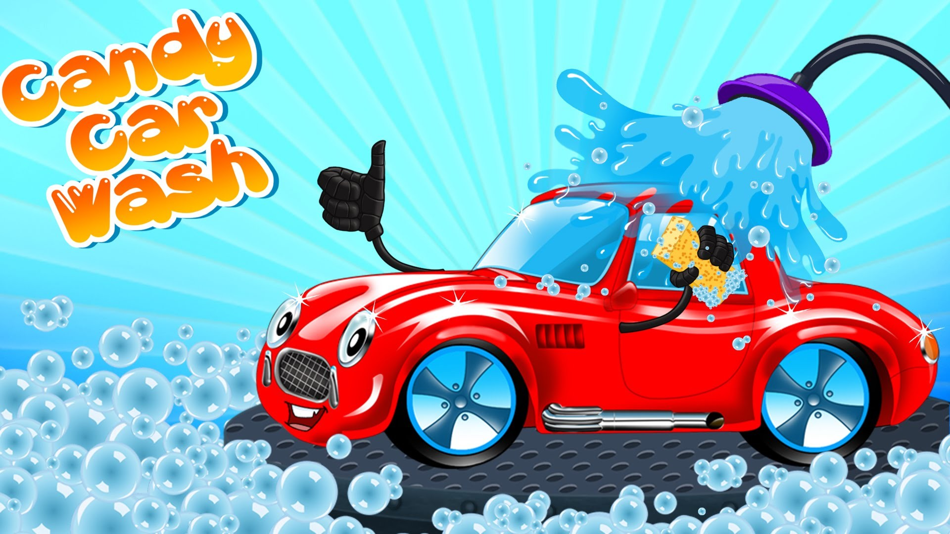 Car wash wallpaper for Clean car pictures