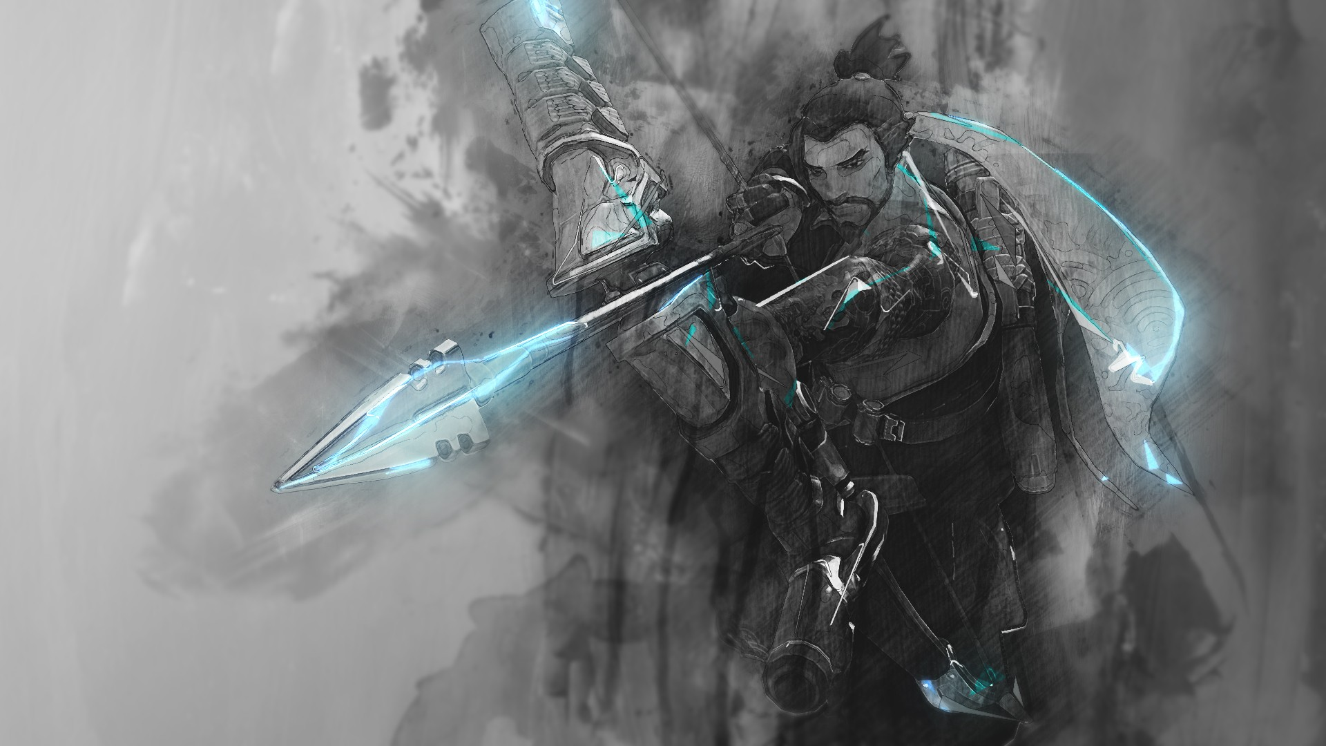 Hanzo Wallpaper ·① Download Free Wallpapers For Desktop