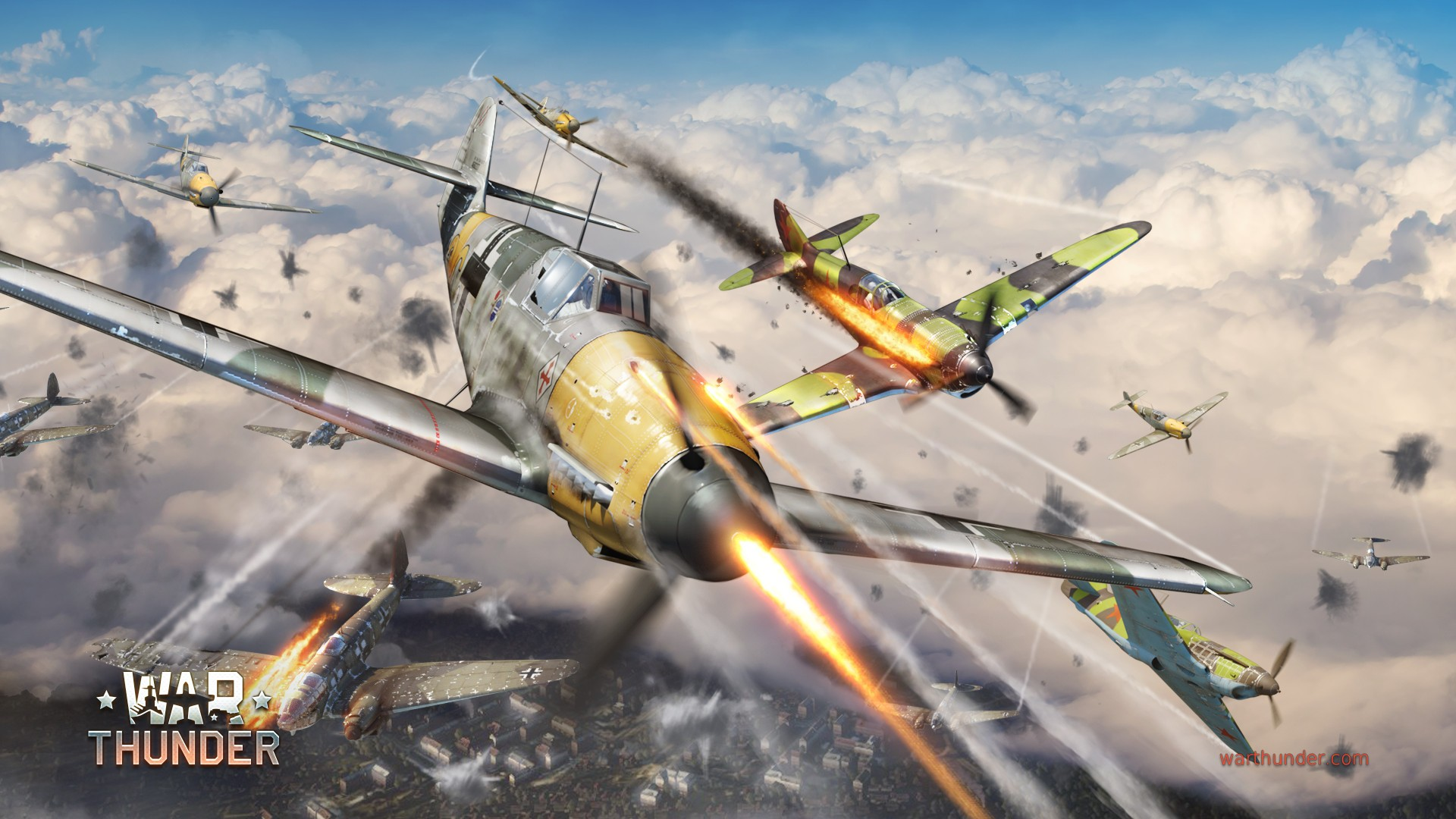 War Thunder game Download Working tool for iOS and Android ...