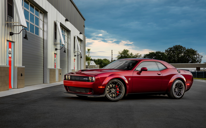 Dodge Challenger Srt Hellcat Wallpapers Wallpapertag