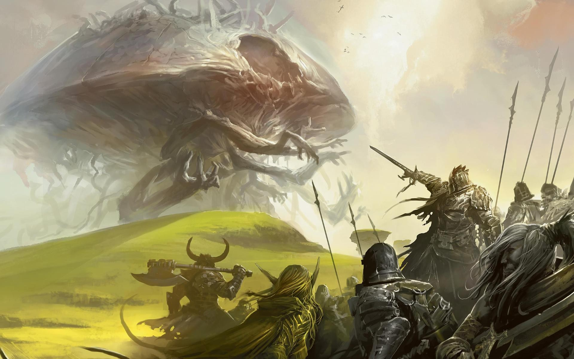 Magic The Gathering Wallpaper Download Free Cool High