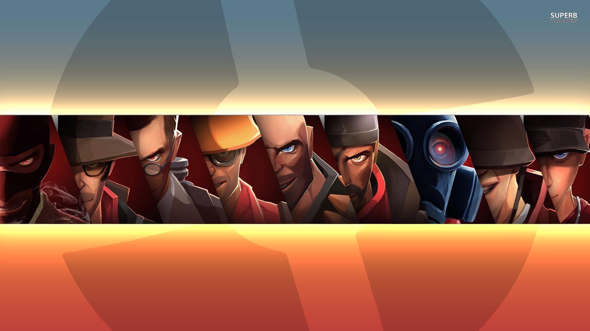 Team Fortress Wallpaper Wallpapertag