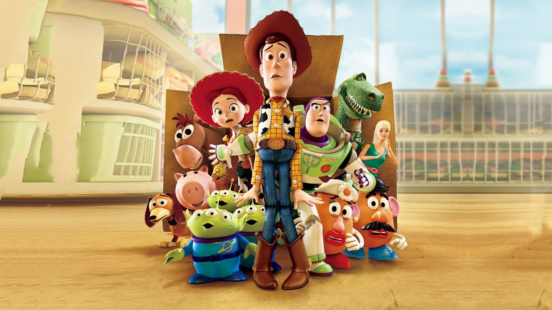toy story wallpapers ·①