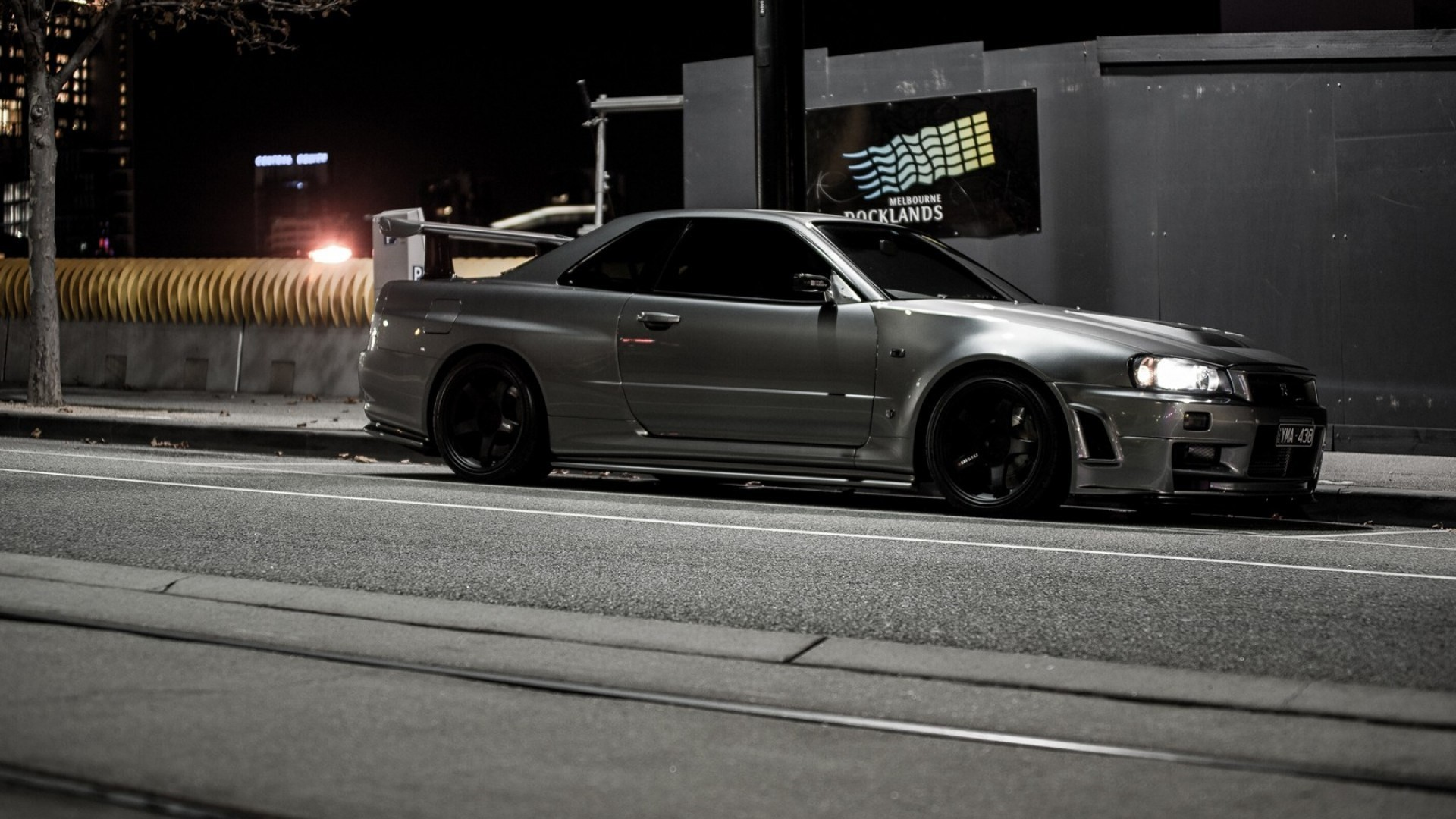 nissan skyline gtr r34 wallpaper ·①
