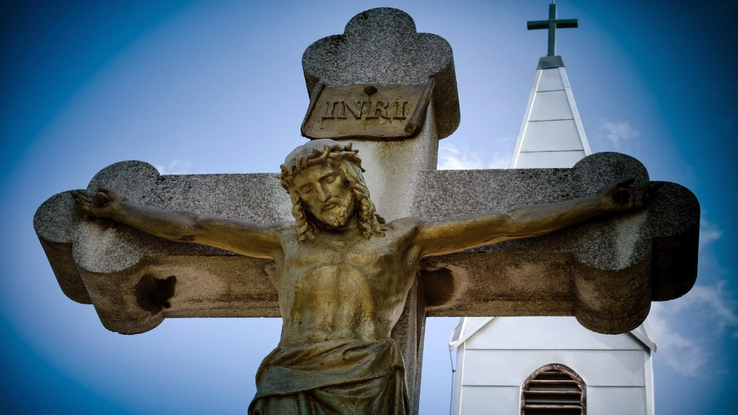 Jesus Christ on The Cross Wallpaper ·① WallpaperTag