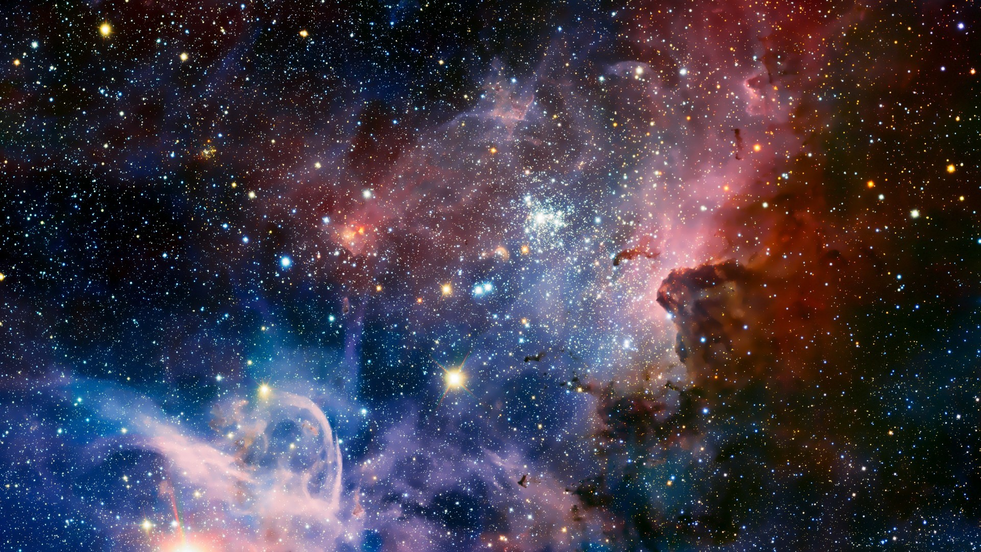 Hubble Space Telescope Wallpapers 1