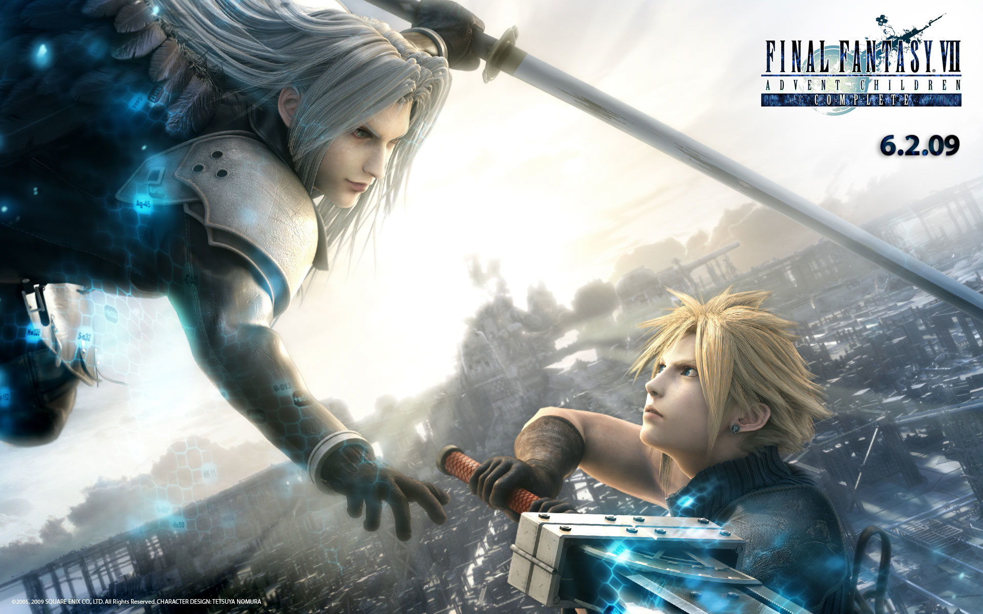 Final Fantasy Vii Wallpapers Wallpapertag