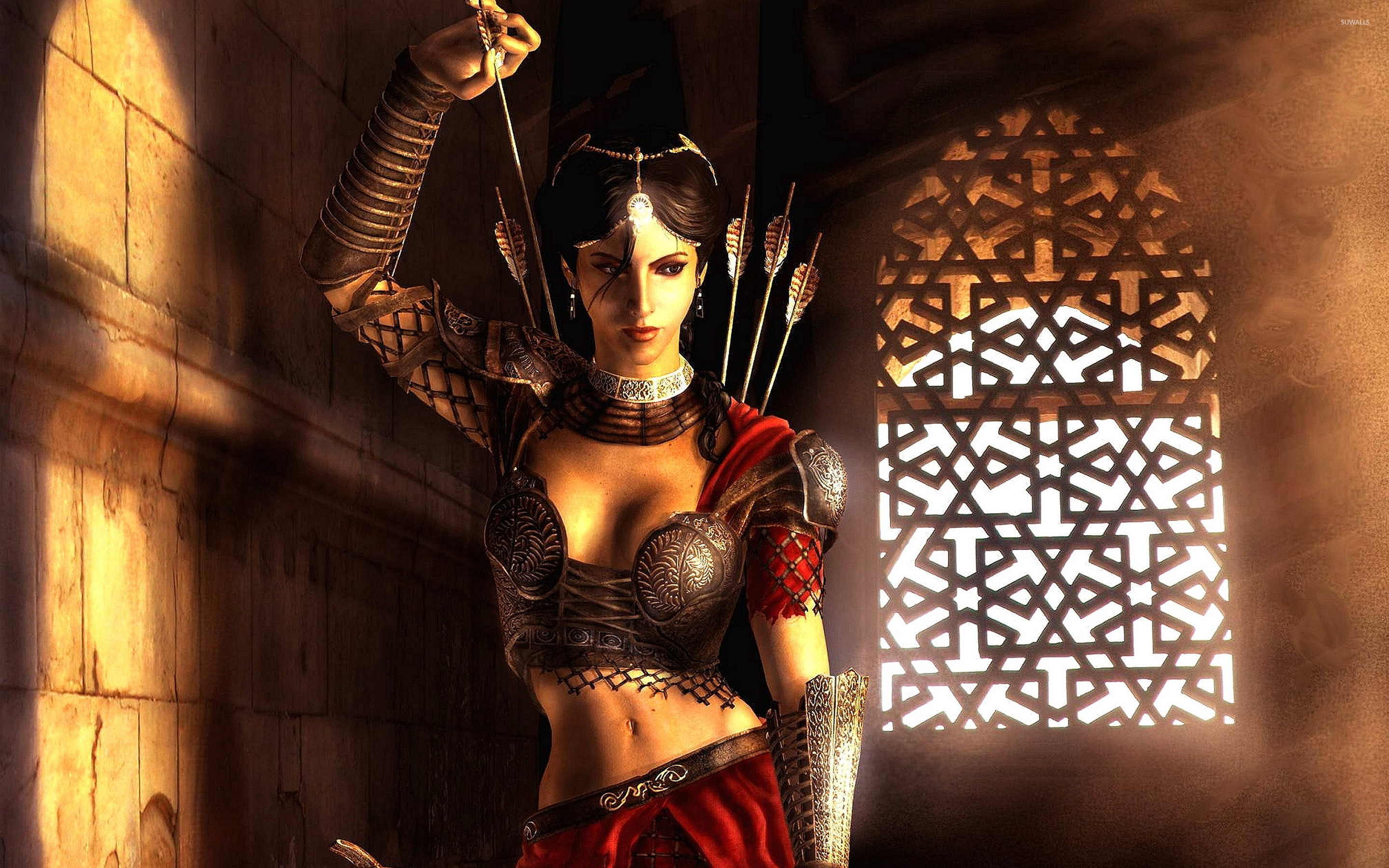 Prince Of Persia The Two Thrones Wallpaper ①