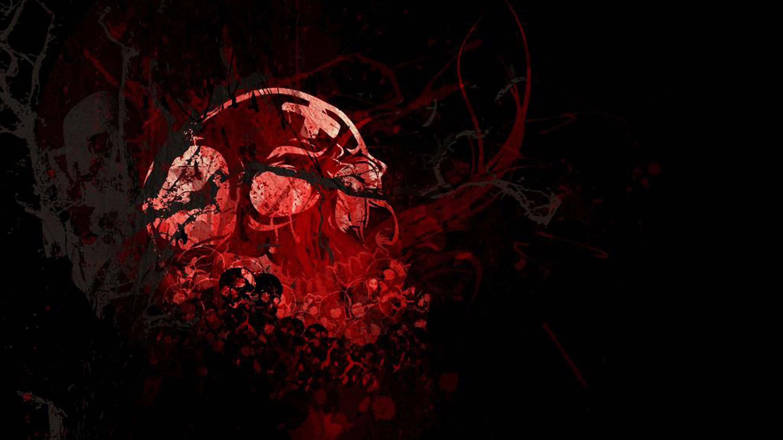 Skull Wallpapers for Desktop ·① WallpaperTag