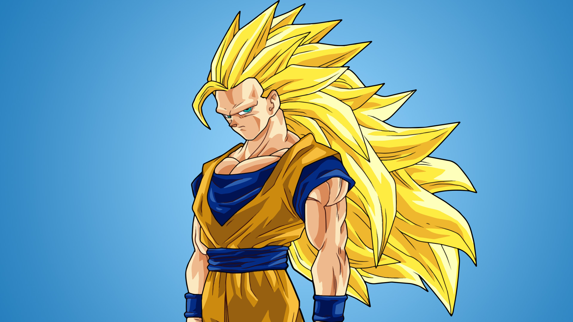 Goku Super Saiyan 3 Wallpapers 1