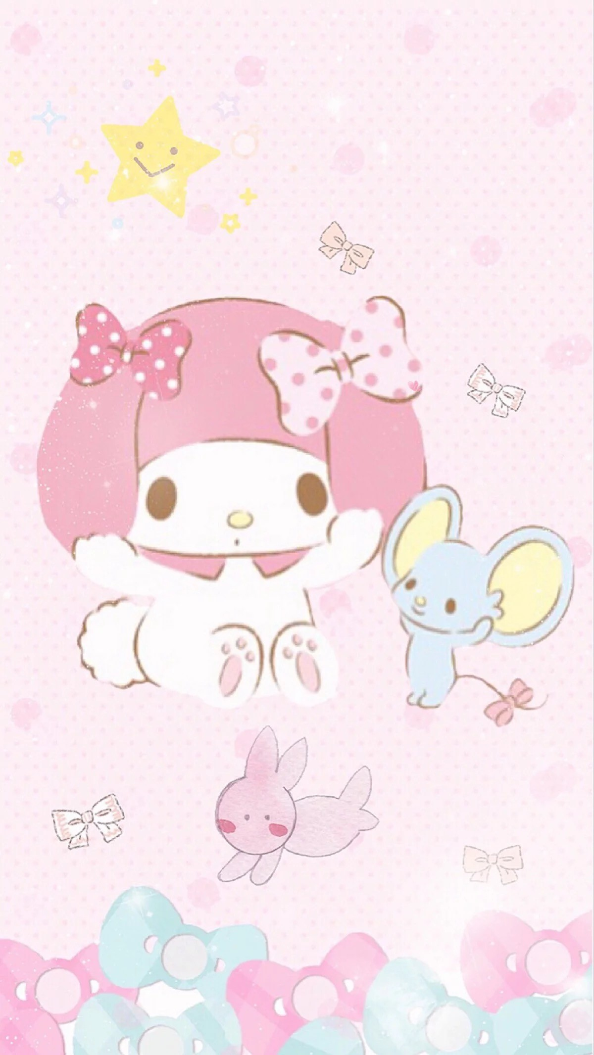 My Melody Wallpaper ·① WallpaperTag