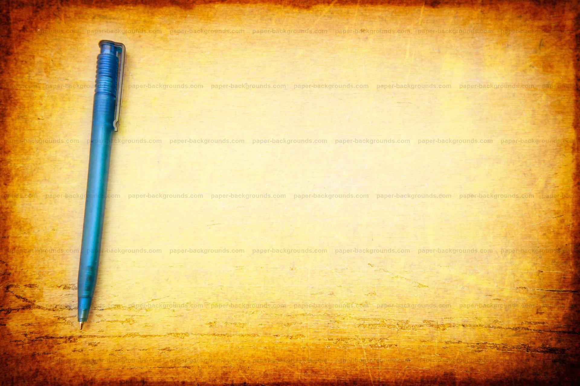 Writing Pen Wallpaper Vintage Paper b...