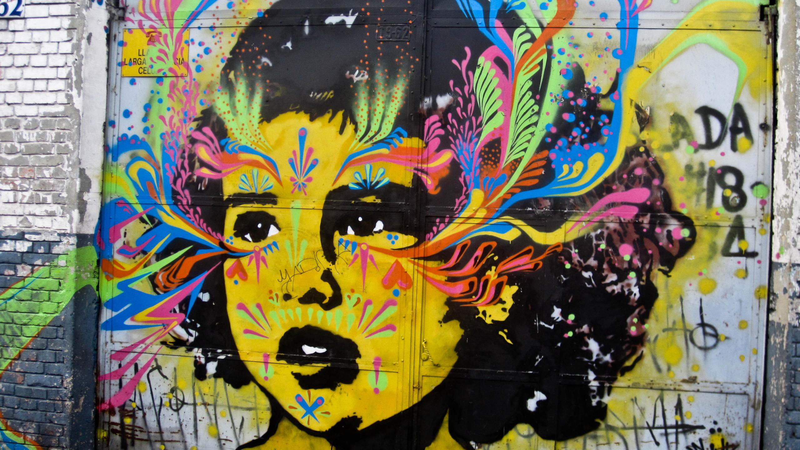 Street Art Wallpapers Wallpapertag