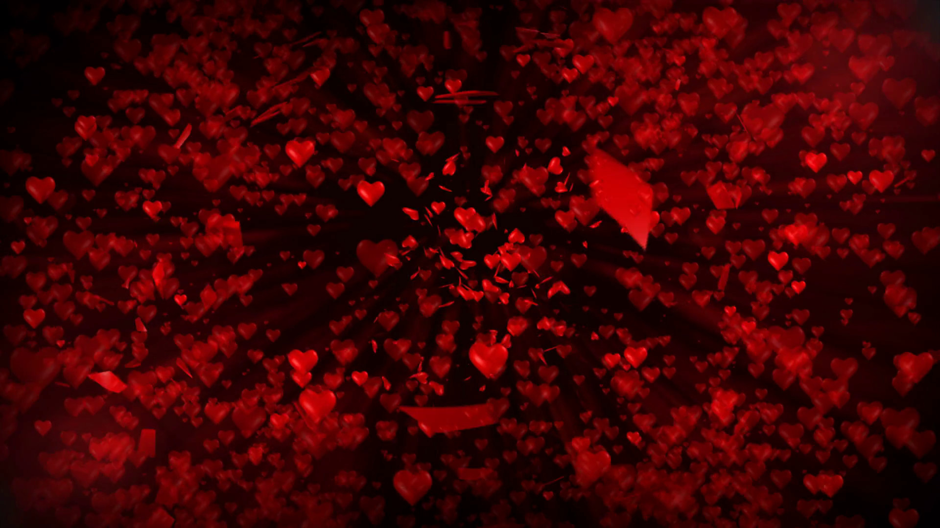 red heart background 183��
