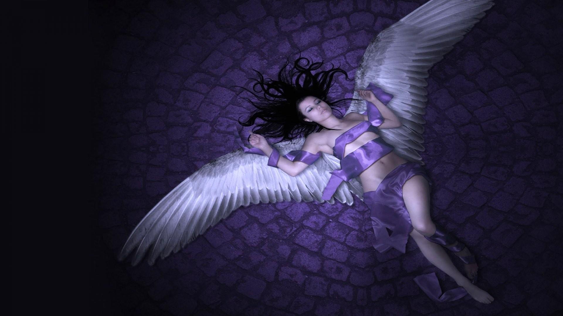обои на телефон падшие ангелы важная