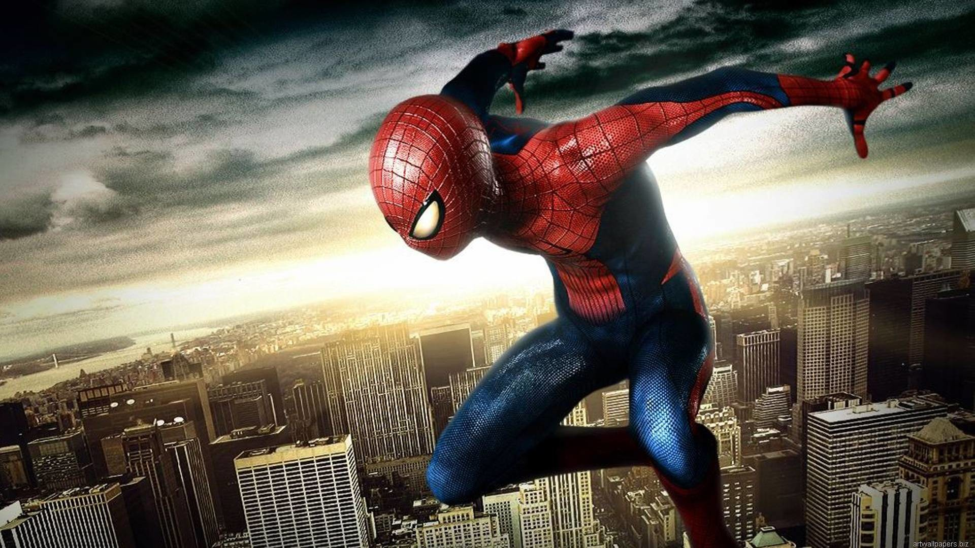 Spectacular Spider Man Wallpaper 1