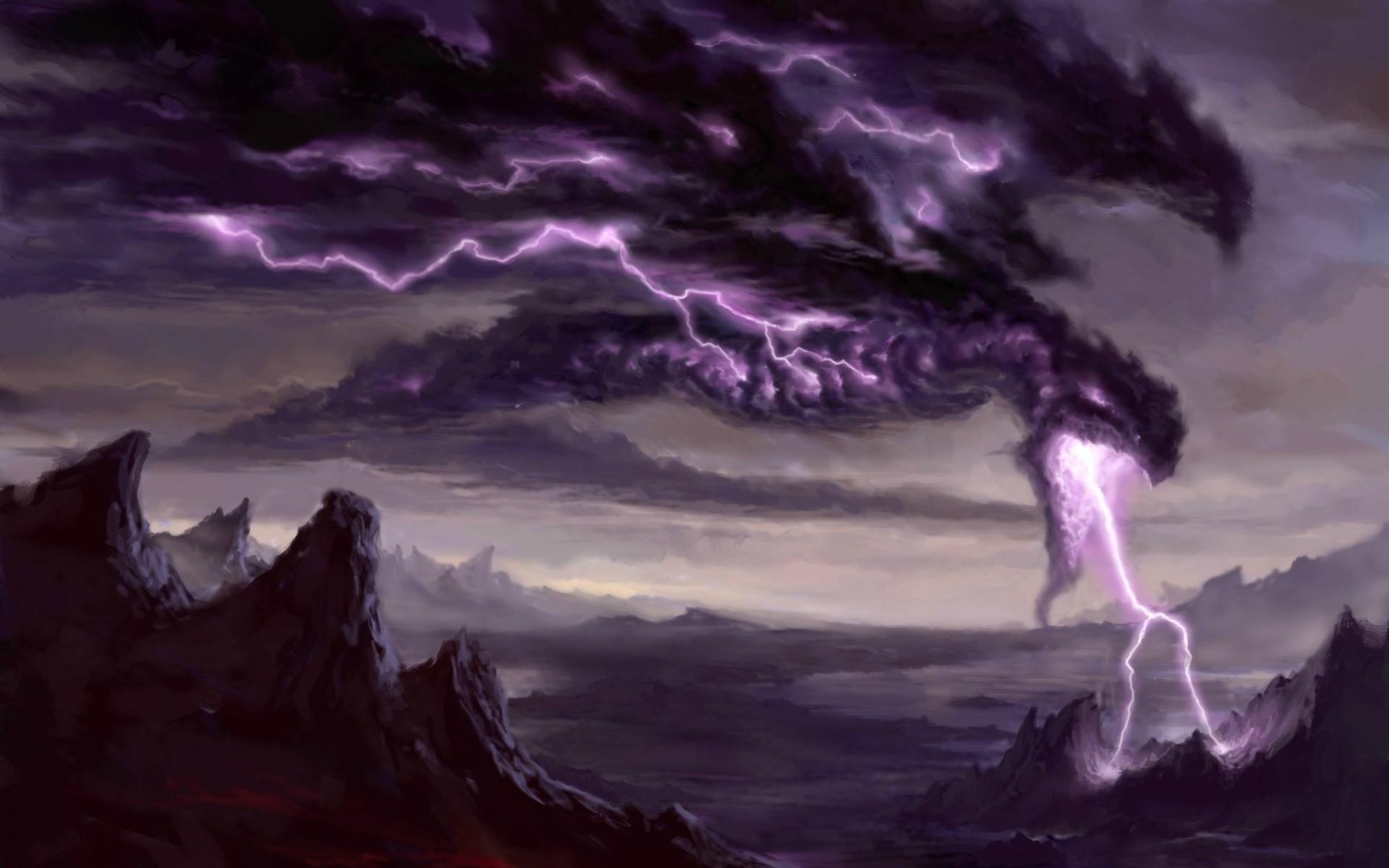 purple dragon wallpaper