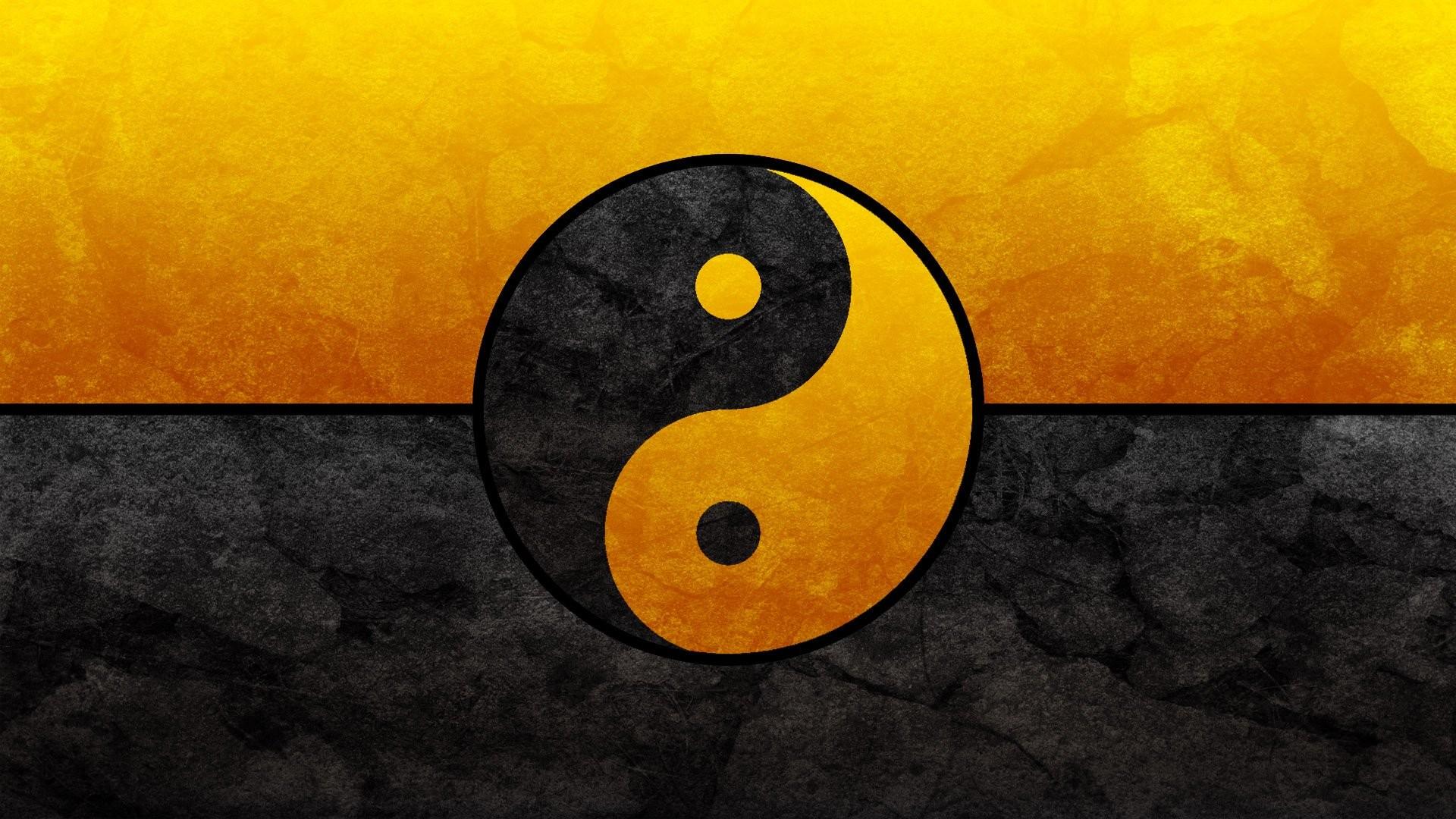 Ying yang wallpapers wallpapertag - Yin and yang wallpaper ...