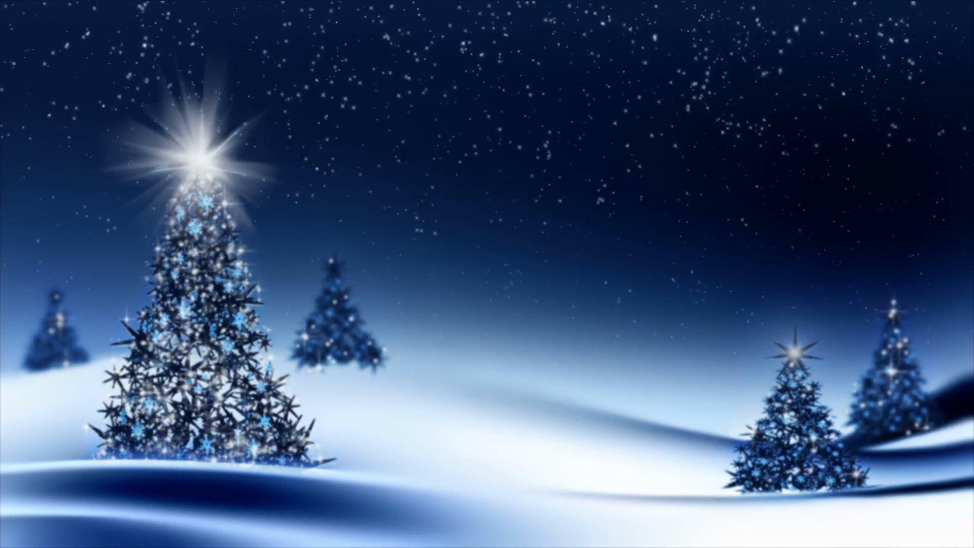 Christmas star background ·①