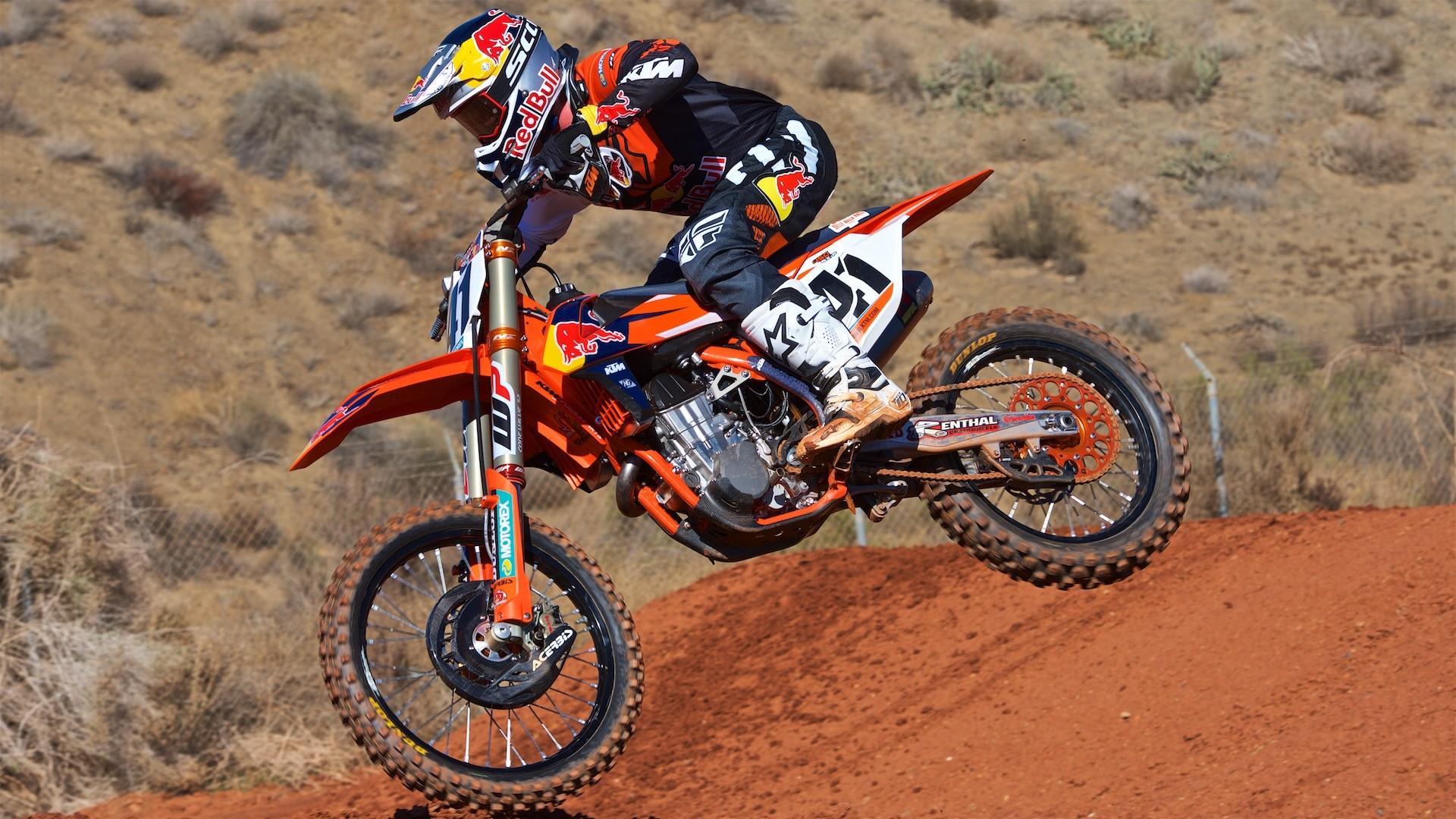 Motocross Wallpaper: Wallpaper Motocross Ktm ·① WallpaperTag